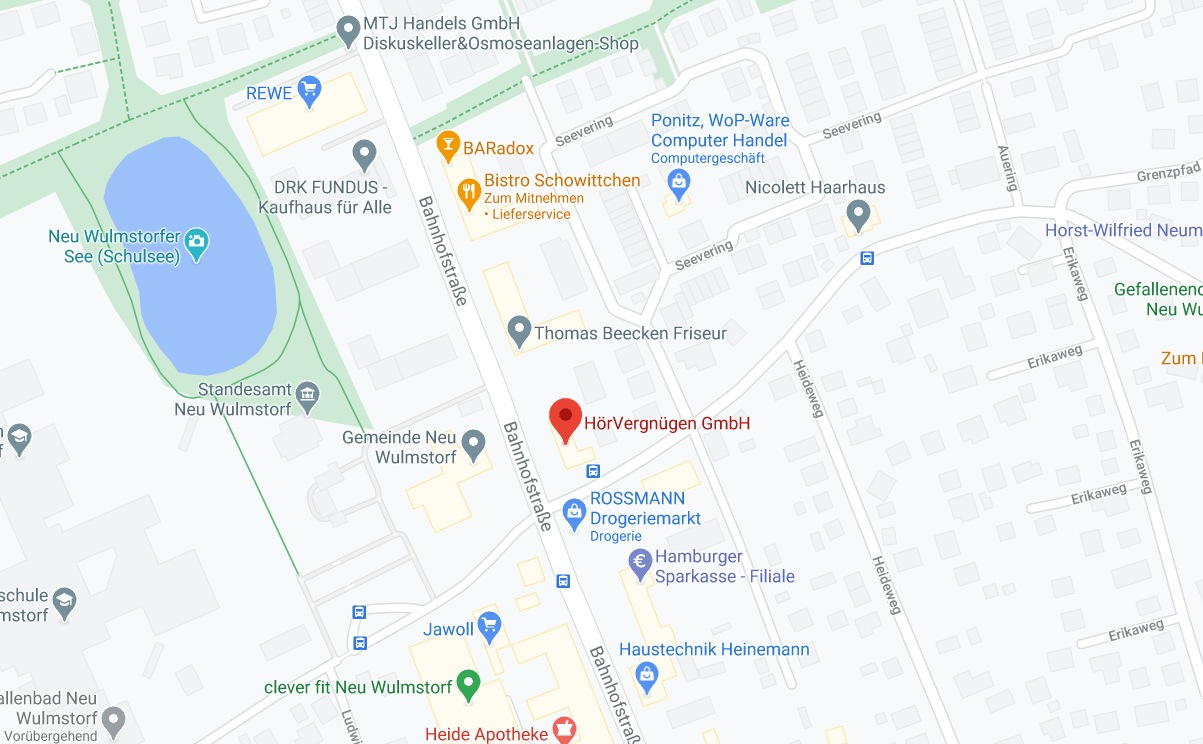 HörVergnügen Neu Wulmstorf Google Maps